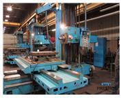 Giddings & Lewis 65-E4-T CNC Table Type Horizontal Boring Mill