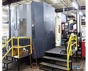 OKK HM-1000S 4-Axis Horizontal Machining Center