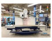 "Willis RTM100 ""Open"" CNC Vertical Machining Center"