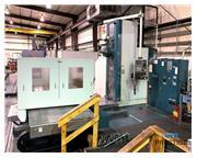 "Kuraki 4.33"" KBT-11WA CNC Table Type Horizontal Boring Mill"