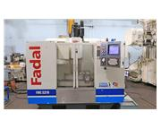 "22"" X Axis 16"" Y Axis Fadal VMC 2216 VERTICAL MACHINING CENTER, Fadal 4-Axis con"