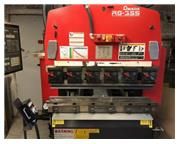1997 Amada RG35, 4' x 38 Ton CNC Hydraulic Press Brake