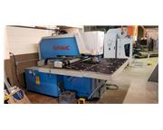 2009 Euromac BX1000 CNC Hydraulic Punching Machine
