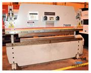Accurpress 710010 100 Ton Hydraulic Press Brake