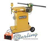 "2"" Baileigh # RDB-175 , hydraulic rotary draw tube & pipe bender, foot pedal, #SMRDB1"