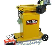"2"" Baileigh # RDB-150-AS , hydraulic rotary draw tube & pipe bender, foot pedal, #SMR"