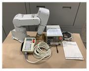 Mitsubishi MELFA RV-1A-S11 Industrial Robot w/Controller & Teach Pendan