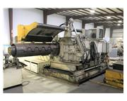 "66"" x 7.5"" x 60,000# Pro Eco, triple head, turret recoiler, 1985"