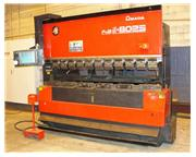 2000 - 88 Ton Amada FBDIII-8025 7 Axis CNC Up-Acting Hydr. Press Brake