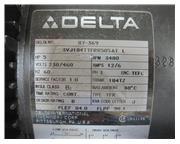 Motor 5/3 230/460V Delta