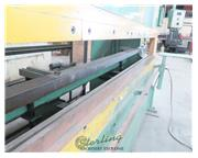 95 Ton, Betenbender # 10-95T , hydraulic press brake, 10' overall, front operated power ba