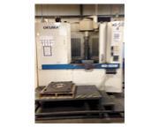 OKUMA MX50HB CNC HORIZONTAL MACHINING CENTER