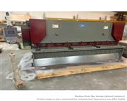 "GMC 10' x 1/4"" Heavy Duty Hydraulic Shear HS-1025CNC"