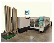 MAZAK HYPERGEAR 510 CNC LASER CUTTING