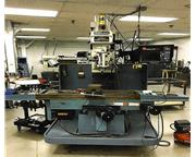 """40"""" X Axis 5HP Spindle Southwest Ind. DPM5X5P CNC VERTICAL MILL"""