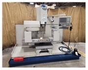 MILLTRONICS MODEL MM18 CNC TOOLROOM VERTICAL MACHINING CENTER