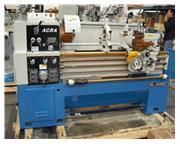 "16"" Swing 40"" Centers Acra FEL-1640GCY ENGINE LATHE, 2-1/32"" Bore, 7.5 Hp w"