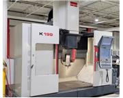 Fidia K199 CNC 5 Axis Vertical Machining Center
