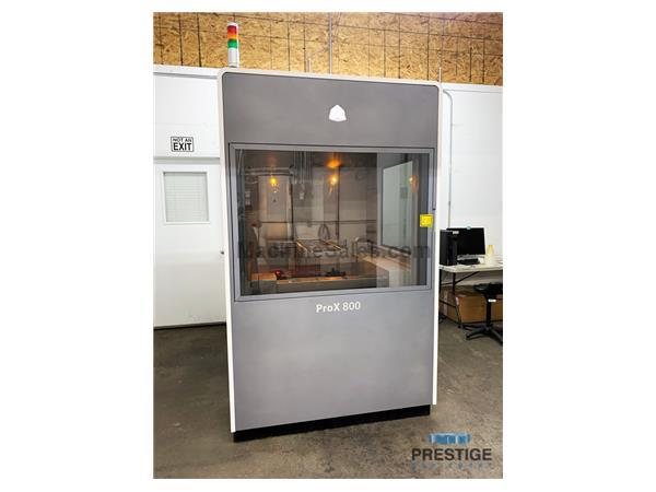 3D Systems Pro-X 800 3D Stereolithography Printer