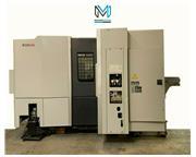 DMG MORI SEIKI NHX-5000 HORIZONTAL MACHINING CENTER
