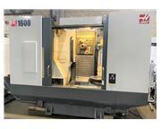 """HAAS EC-1600, Haas CNC Control, 64""""x36"""" Tbl, 30"""" 4th Axis Ro"""