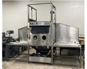 Wet Technologies Model WT50SS Manual Blast Cabinet