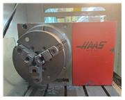 Haas HRT 310 Brush Type Rotary Table