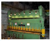 """Cincinnati 5FL12 5/8"""" x 12' Hydraulic Squaring Shear"""