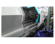 """21"""" Swing 80"""" Centers Clausing-Colchester MULTI-TURN 4000 CNC LATHE, Fanuc 0iTC"""