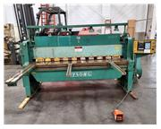 WYSONG MECHANICAL POWER SQUARING SHEAR