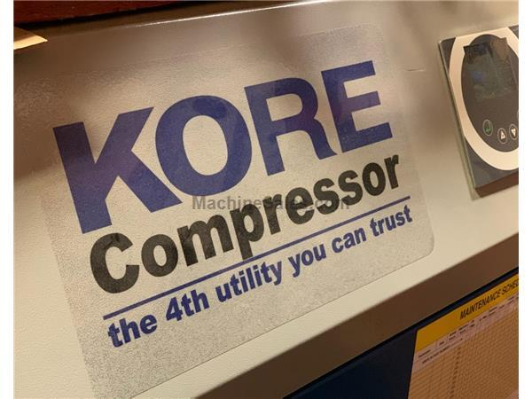 Kore 30 HP Screw Compressor Package / Drier, Tank / Immediately Available