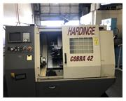 HARDINGE COBRA 42 CNC LATHE