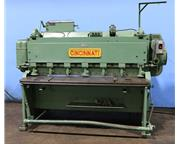 10 GA. x 6′ CINCINNATI MECHANICAL POWER SHEAR MODEL 1006R
