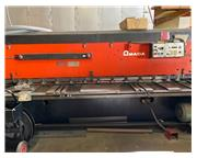 "10'x1/4"" Amada M-3060 CNC Power Squaring Shear"