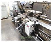 """26"""" /32"""" x 90"""" Lion # C10MS , geared head, 4"""" spindle bore, 2 speed ta"""