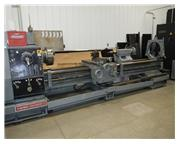 "25"" Swing 120"" Centers Clausing-Colchester 25 ENGINE LATHE, Inch/Metric, Gap, 4-"