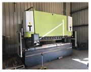 Toskar 220 Ton X 12' CNC Hydraulic Press Brake, Model 3700-200