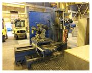 """3"""" Spindle 44"""" X Axis Ceruti ABC75 HORIZONTAL BORING MILL, #5MT, Rotary Table,"""