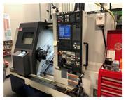 Mori Seiki SL-204SMC CNC LATHE, MSX-805III, Live Tool, Subspndl, Chip Conveyor