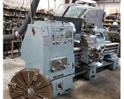 "28"" X 60"" MEUSER GAP BED ENGINE LATHE"