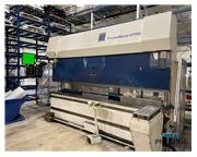 187 Ton Trumpf Trumabend V170 8-Axis CNC Press Brake