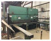 Wysong HS5012 Hydraulic Plate Shear