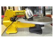 "Scroll Saw 20"" B/T w/LT Dewalt"