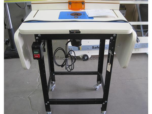 "Router Table F/M 32""x24"" w/Ext"