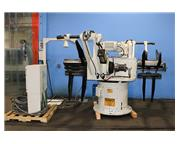 """8000Lb Cap. 18"""" Width Cooper-Weymouth 4RD-18 Double End UNCOILER, WITH COIL TEK STAND"""