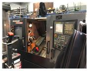 Doosan Puma 2600L CNC LATHE, Fanuc i Control, 10'chk., Steadyrest, Tailstck, Ch