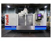 60″ X, 30″Y, 30″ Z, Fadal 6030, 2000, Fadal 88HS 4-Axis CNC, 4th Axis Rotar