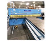 """Colgar CI 401 .25"""" x 157"""" Hydraulic Shear"""