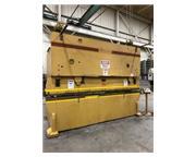USED STANDARD 200 TON X 12' 2-AXIS CNC PRESS HYDRAULIC PRESS BRAKE