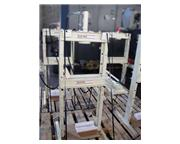 "10 TON RAMPAC H-FRAME PRESS, HPH-102, 7-1/4"" x 22"" Bed NEW"